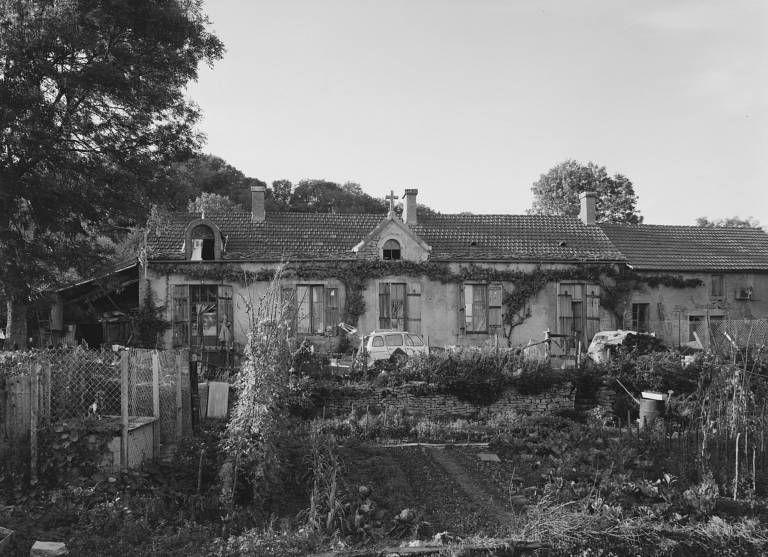 Ancien presbytère, actuellement maison