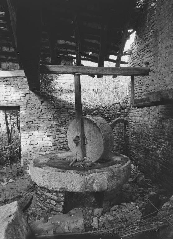 Maison et ancien moulin à huile