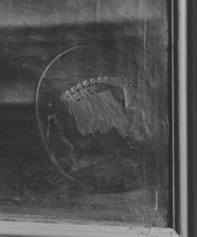 Tableau d'autel : Martyre de sainte Sabine
