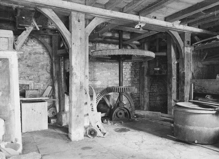 Ancien moulin à eau dit moulin Genot