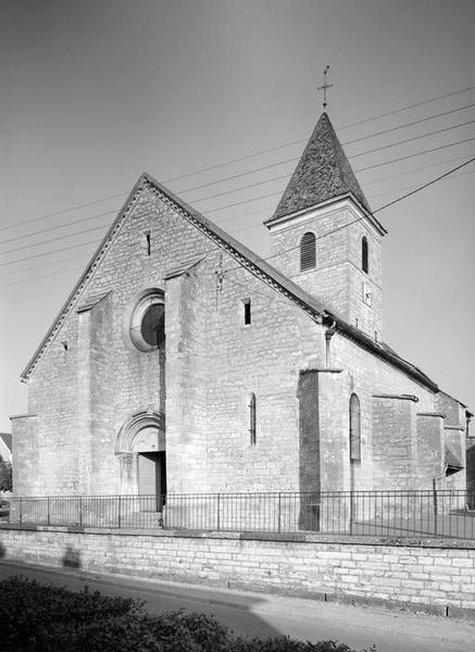 Eglise paroissiale la-Nativité
