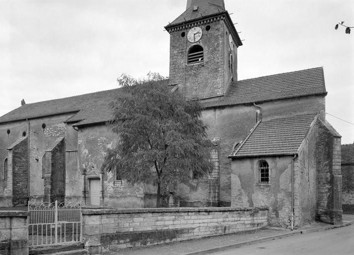 Eglise paroissiale Saint-Julien