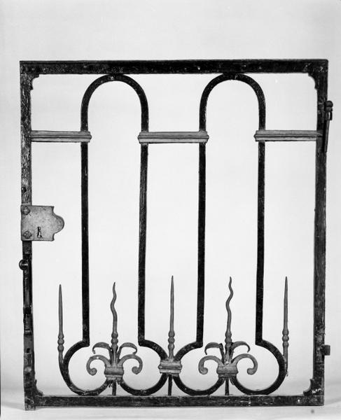 clôture de sanctuaire