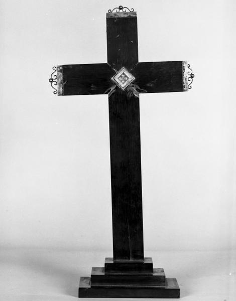 Croix-reliquaire de la Vraie Croix