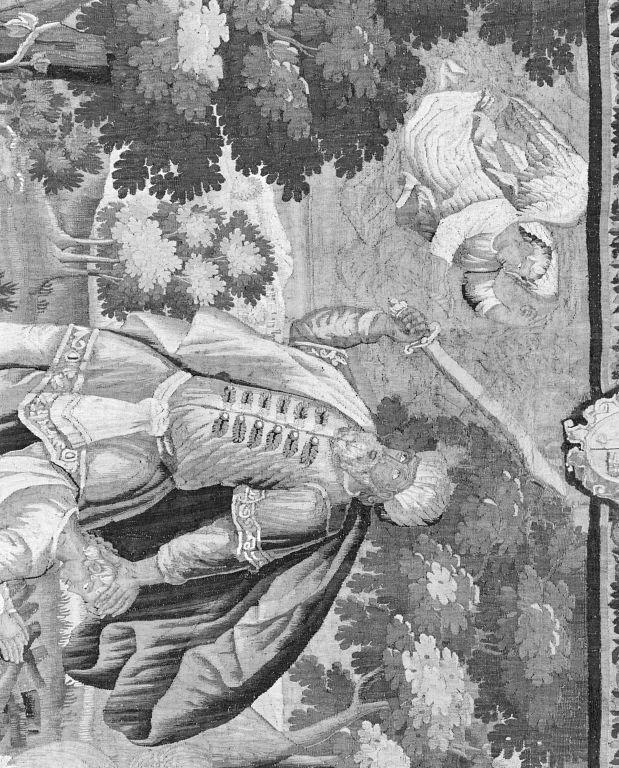 Pièce murale : Sacrifice d'Abraham