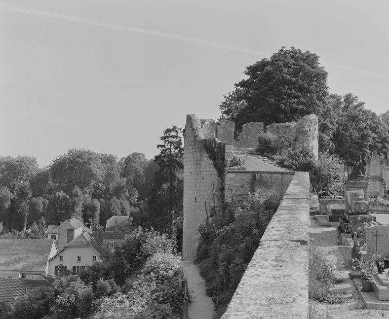 Château fort, château des ducs de Bourgogne