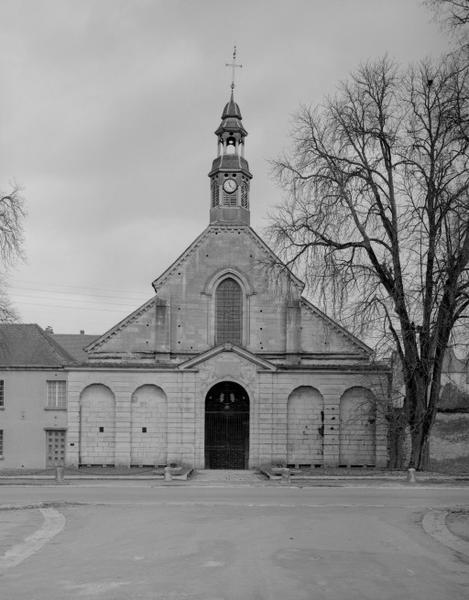 Abbaye Notre-Dame, puis hôpital Saint-Pierre, actuellement musée du Pays Châtillonnais