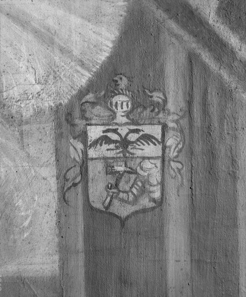 Tableau : portrait de Catherine de Massol, numéro d'inventaire : 87 GHD 0300
