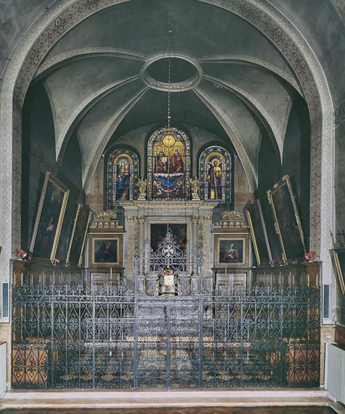 Hôpital de la Sainte-Trinité dit hospice de la Charité