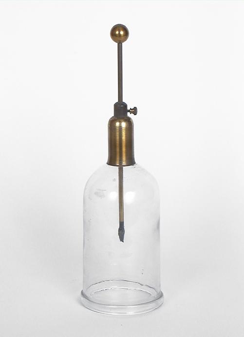 2 instruments de démonstration en électrostatique : électroscopes condensateurs de Volta