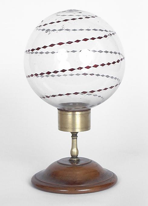 Instruments de démonstration en électrostatique (2) : sphère et tube étincelants