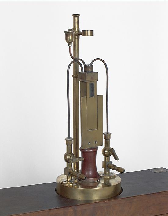 Hygromètre d'Alluard et sa boîte
