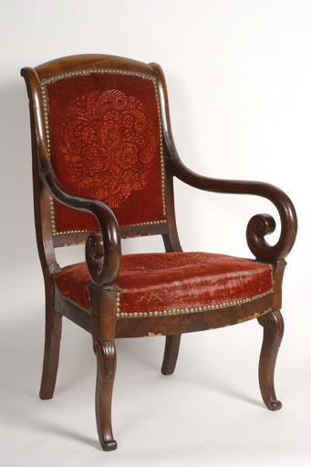 Fauteuil n° 2