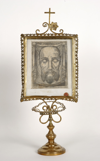 Tableau-reliquaire de la Sainte-Face