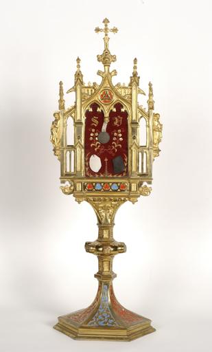 Reliquaire de saint Vincent de Paul