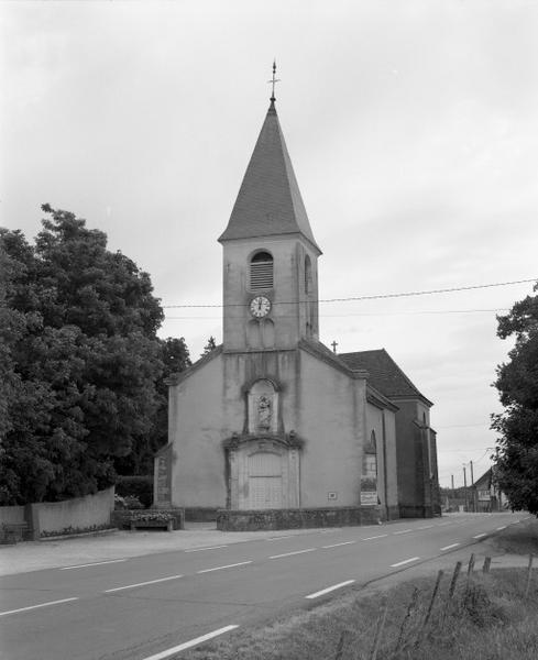 Eglise paroissiale de la Nativité de la Vierge