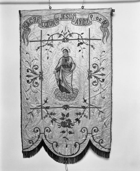 Le mobilier de l'église paroissiale de la Nativité de la Vierge