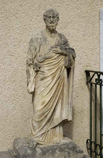 Statue : saint Joseph
