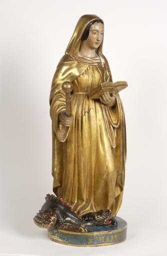 Statue : Sainte Marthe
