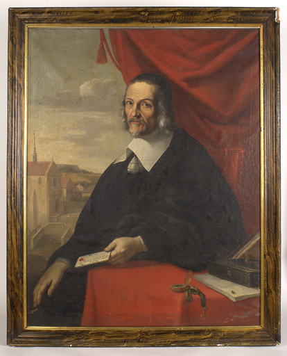Tableau : portrait de Jacques Languet