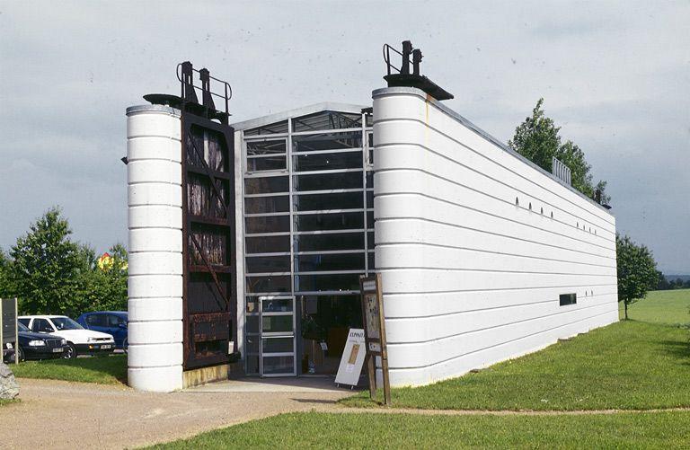 édifice et aménagement de culture recherche sport ou loisir, dit Maison du Bazois (canal du Nivernais)