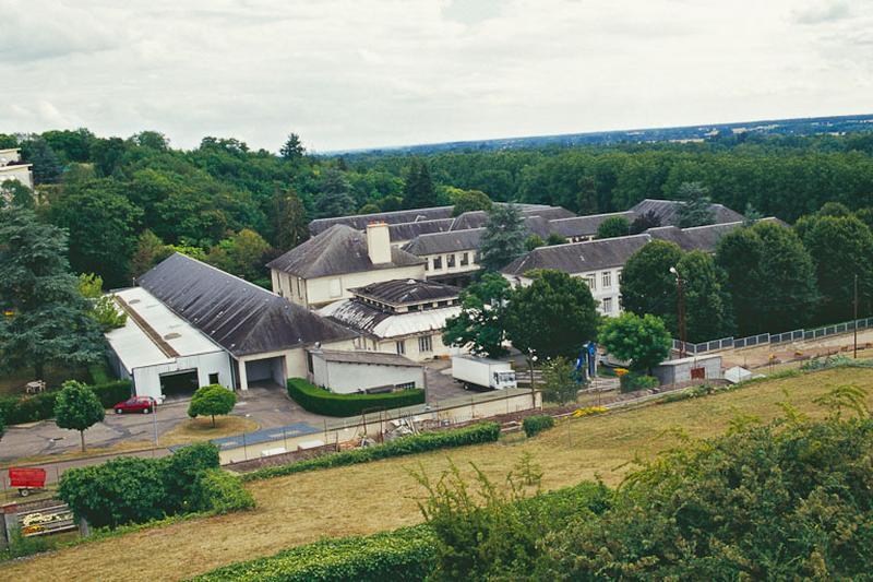 asile d'aliénés dit Hospice départemental des aliénés, puis Asile départemental d'aliénés, actuellement centre hospitalier spécialisé