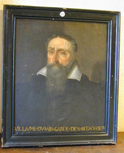 Tableau : portrait de Guillaume Du Vair