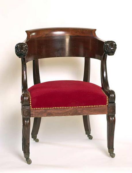 fauteuil de célébrant