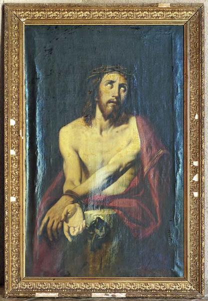 Tableau : Christ de Pitié
