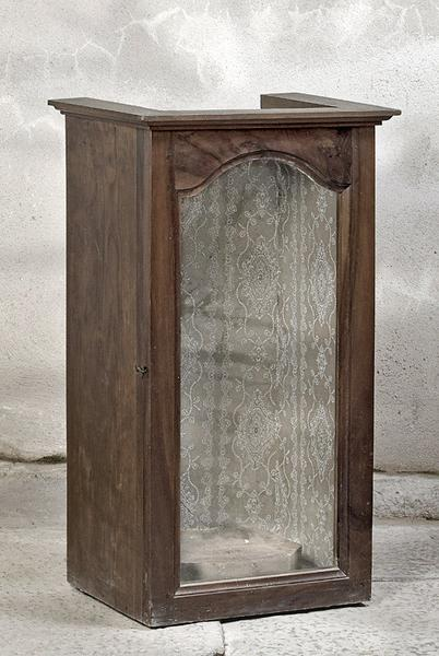 Armoire vitrée (vitrine)