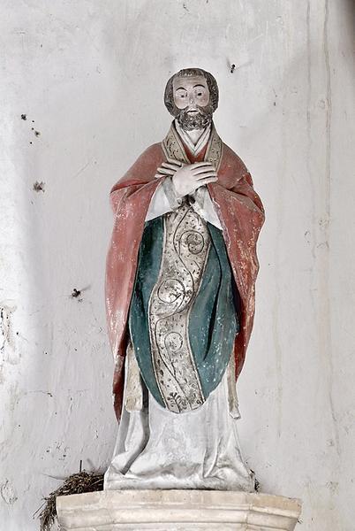 statue : saint Bénigne