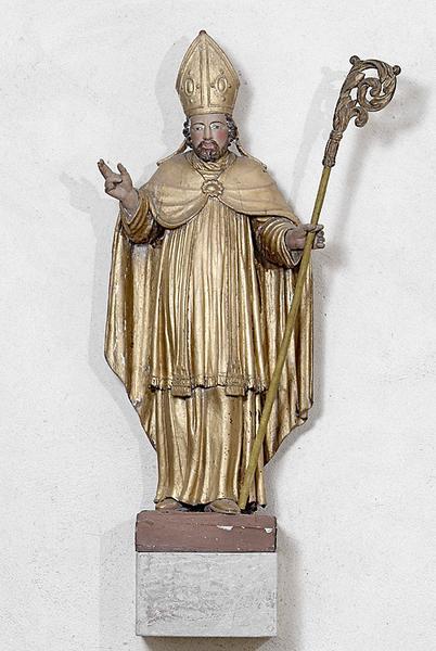 statue : saint Rémi