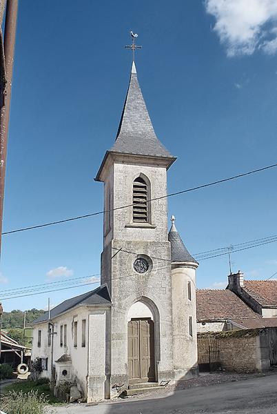 Église paroissiale Saint-Rémi et Saint-Germain