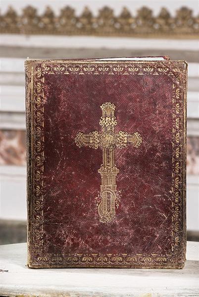 Livre d'oraisons à l'usage du diocèse de Dijon