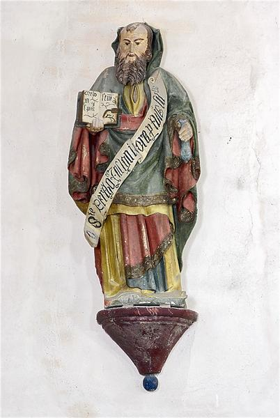 statue : saint Barthélemy