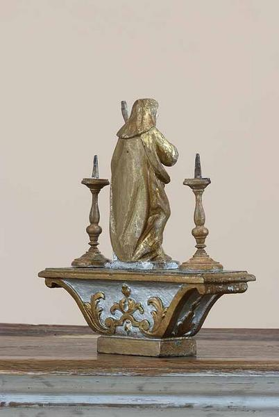 bâton de procession : sainte Geneviève