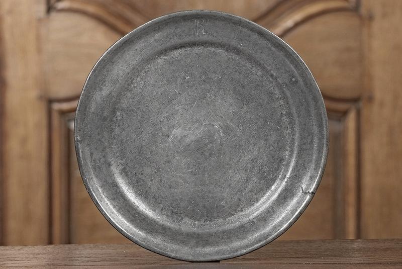 paire d'assiettes plates