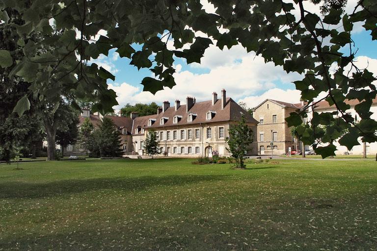Asile départemental d'aliénés, actuellement Centre hospitalier spécialisé de la Chartreuse