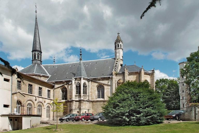 Chapelle de l'ancien asile départemental d'aliénés