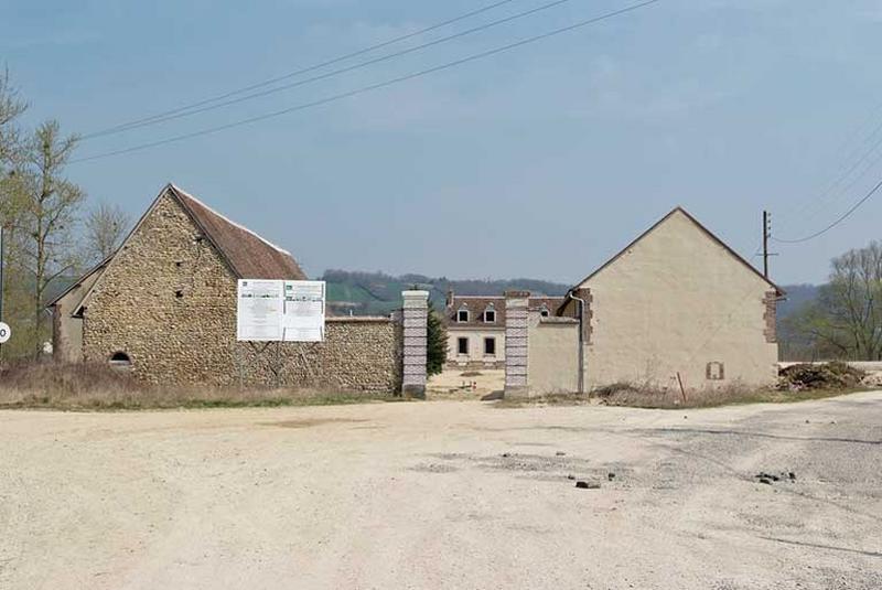 Ancienne maladrerie puis ferme, actuellement centre de loisirs