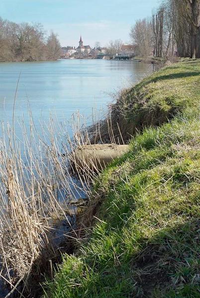 aqueduc de Maubey (la Seille canalisée)