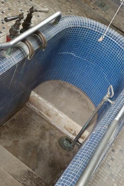 Établissement thermal dit bains de l'hôpital d'Aligre