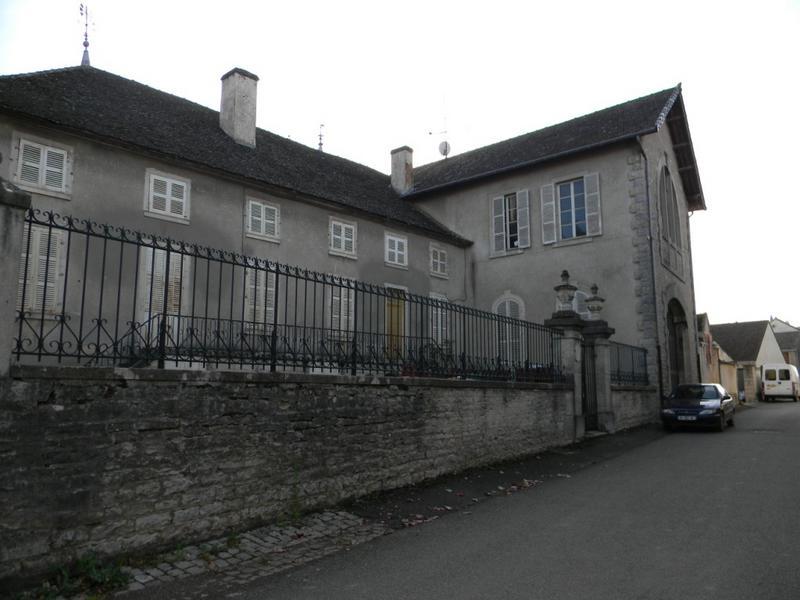 Cuverie ; domaine Goud de Beaupuis