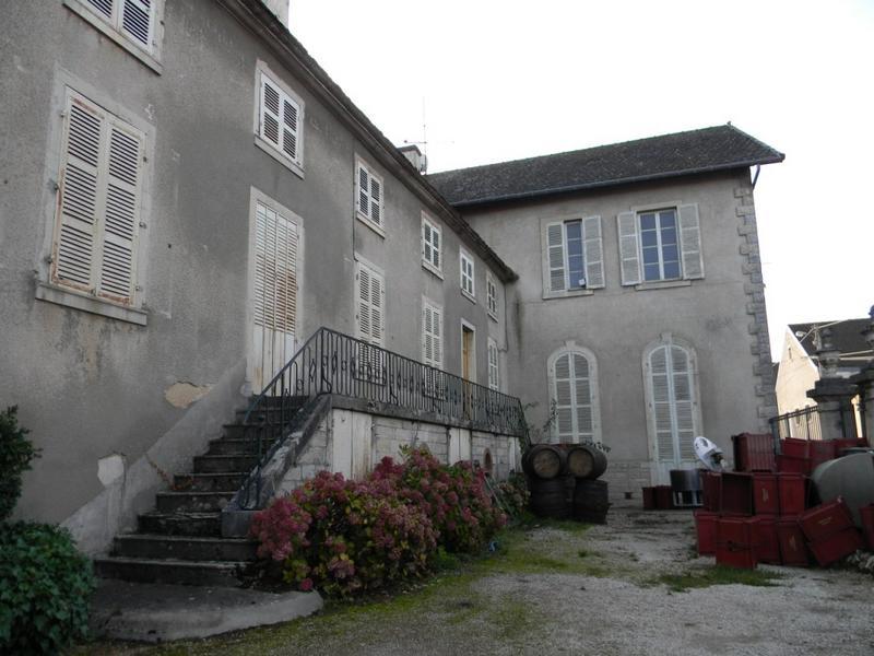 établissement vinicole dit domaine Goud de Beaupuis