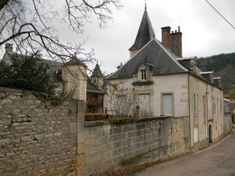 château, actuellement établissement vinicole et hôtel de voyageurs dit domaine du château de Melin