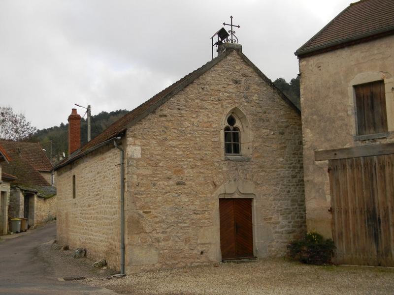 chapelle Sainte-Catherine et Saint-Denis