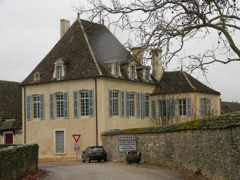 établissement vinicole dit domaine du Pavillon