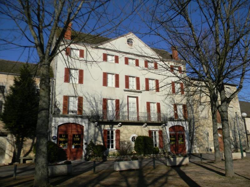 maison de maître, actuellement hôtel de voyageurs dit La Maison d'Olivier Leflaive