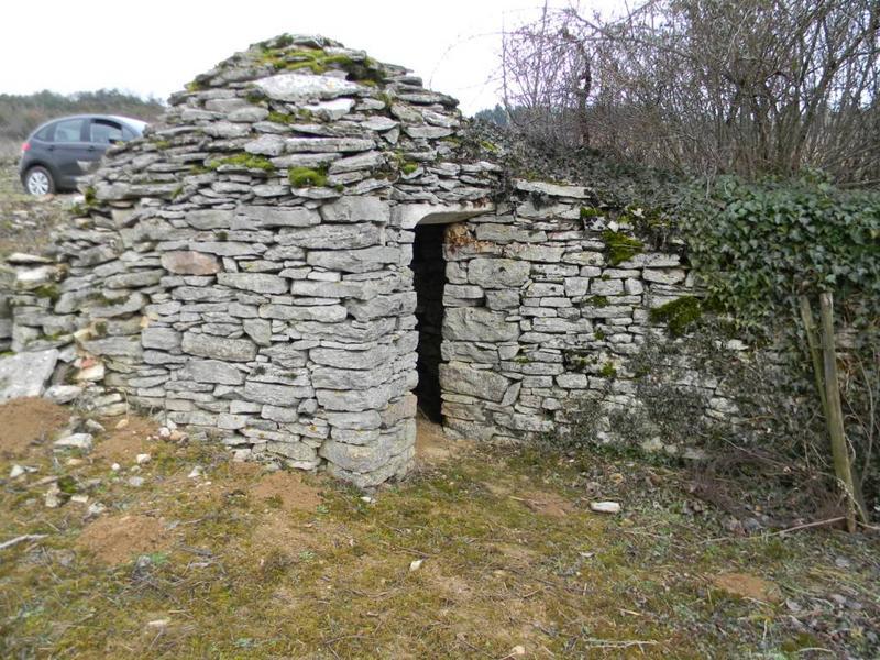 cabane de vigneron (cabotte)