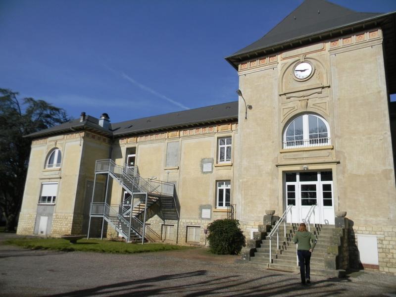 établissement administratif du Grand Hôtel des Bains